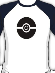 Pokemon Pokeball 2 T-Shirt