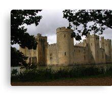 Bodiam Castle, Sussex, England Canvas Print