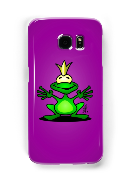 The Frog Prince by cardvibes