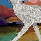 Sandy a dog by irisgrover