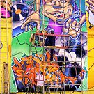 Graffiti Artists by JandeBeer
