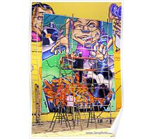 Graffiti Artists Poster