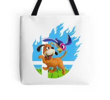 Smash Hype - Duck Hunt Dog Tote Bag
