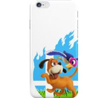 Smash Hype - Duck Hunt Dog iPhone Case/Skin