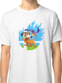 Smash Hype - Duck Hunt Dog Classic T-Shirt