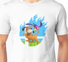 Smash Hype - Duck Hunt Dog Unisex T-Shirt