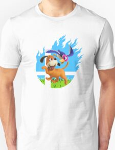 Smash Hype - Duck Hunt Dog T-Shirt