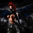 Cyborg angell by kukulcan