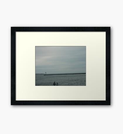 Chicago, IL Framed Print