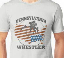 PENNSYLVANIA WRESTLER Unisex T-Shirt