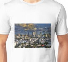 Tel Aviv Heliport shadowing Unisex T-Shirt