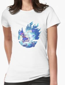 Smash Hype - Falco Womens Fitted T-Shirt