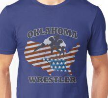 OKLAHOMA WRESTLER Unisex T-Shirt