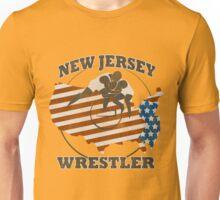 NEW JERSEY WRESTLER Unisex T-Shirt