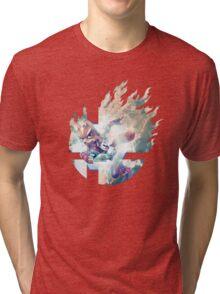 Smash Hype - Fox Tri-blend T-Shirt