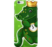 alligator for kids iPhone Case/Skin