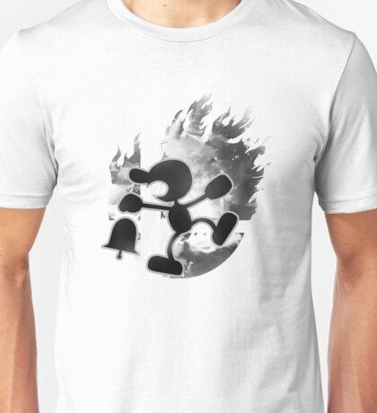 Smash Hype - Game & Watch Unisex T-Shirt