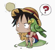 Luffy Kids Tee