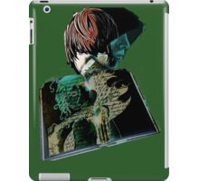Black Pages iPad Case/Skin
