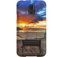 The bench is waiting for ya ! Samsung Galaxy Case/Skin