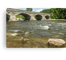 Mississippi River in Pakenham Canvas Print