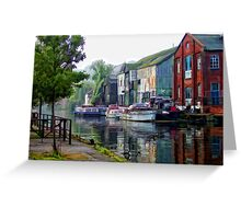 Riverside, Norwich Greeting Card