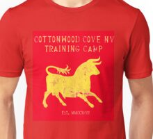 Cottonwood Cove NV Legion Training CampB Unisex T-Shirt