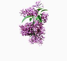 Elegant Lilacs Womens Fitted T-Shirt