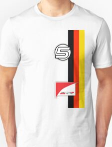 Vettel Helmet T-Shirt