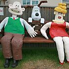 Wallace & Gromit by RedHillDigital