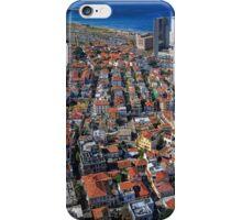 Tel Aviv the first neighborhoods iPhone Case/Skin