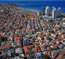 Tel Aviv the first neighborhoods by Ronsho