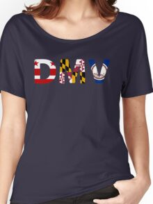 DMV Women's Relaxed Fit T-Shirt