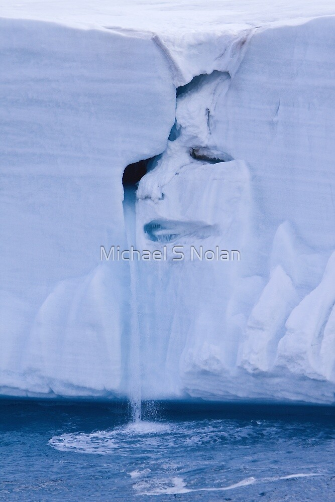 Mother Nature in Tears by Michael S Nolan