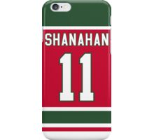 New Jersey Devils Brendan Shanahan Jersey Back Phone Case iPhone Case/Skin