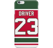 New Jersey Devils Bruce Driver Jersey Back Phone Case iPhone Case/Skin