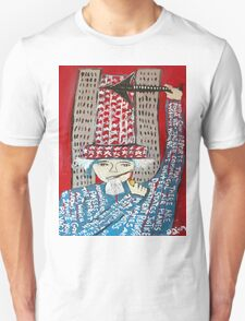 9-11 WAS FIXED RED T-Shirt