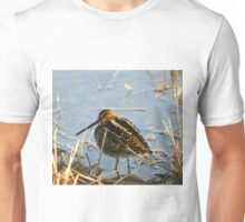 Wilson's Snipe... Unisex T-Shirt
