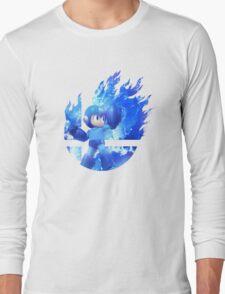 Smash Hype - Megaman Long Sleeve T-Shirt