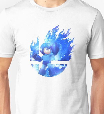 Smash Hype - Megaman Unisex T-Shirt