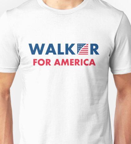 Scott Walker For America Unisex T-Shirt