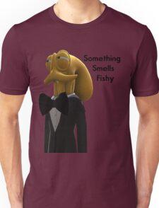 Octodad - Something Smells Fishy T-Shirt