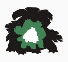 Bulbasua-Ivysaur-Venasuar Evolution Kids Clothes