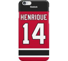 New Jersey Devils Adam Henrique Jersey Back Phone Case iPhone Case/Skin