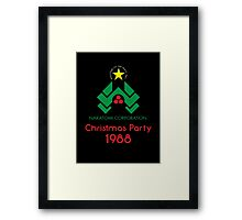 Welcome to the Party, Pal! Framed Print