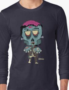 Frank the Zombie Long Sleeve T-Shirt
