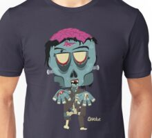 Frank the Zombie Unisex T-Shirt