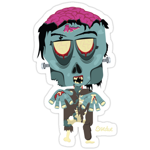 Frank the Zombie by Essedue Factory