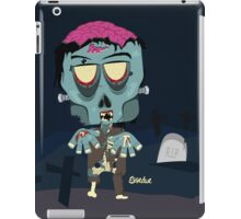 Frank the Zombie iPad Case/Skin