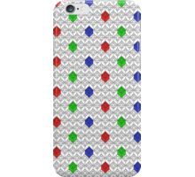 Lego Pattern iPhone Case/Skin